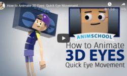 quick-eye-movement
