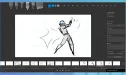storyboarder(Free) ストーリー、絵コンテ描くならこれが良いのでは?
